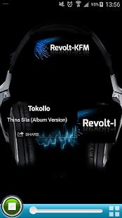 Revolt KFM - náhled