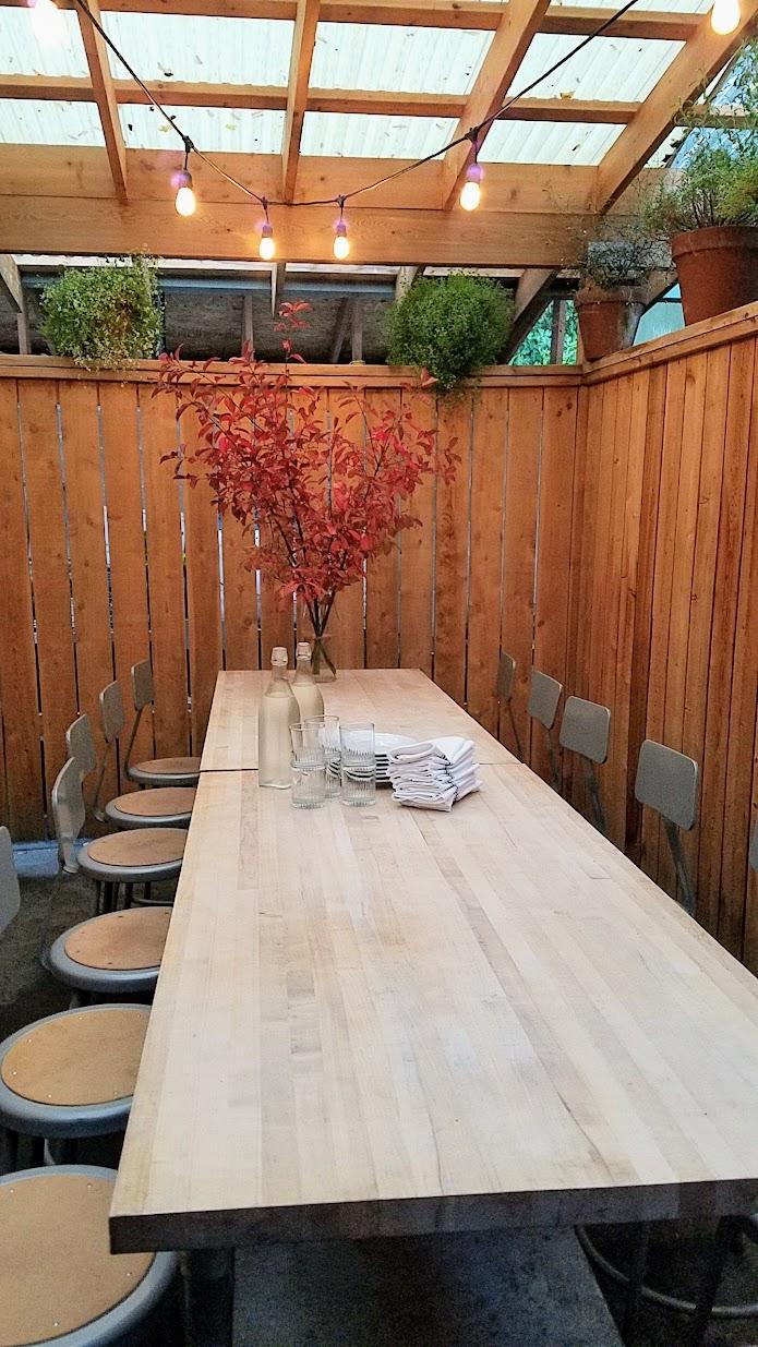 Radar Restaurant on North Mississippi, Portland