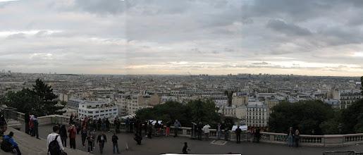 Photo: View from Sacré Coeur terrace