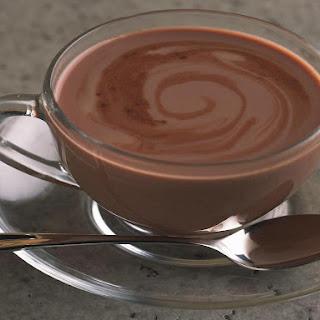 Mayan Hot Chocolate with Xocai Healthy Chocolate.