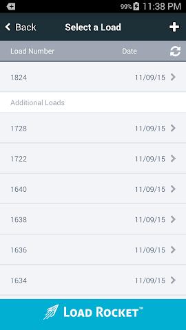 android Load Rocket Screenshot 1