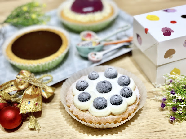 Doly朵莉-甜點蛋糕 帶幾塊精緻蛋糕回家和朋友來個自己的法式下午茶