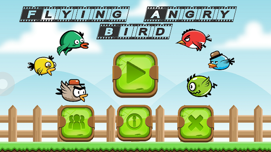 Flying angry bird android apps on google play flying angry bird screenshot thumbnail voltagebd Choice Image