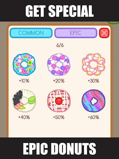 Donut Empire - Merge and Evolve 1.50 screenshots 6