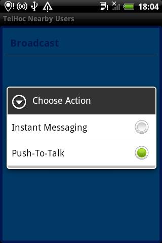 TelHoc Alpha screenshot 3
