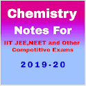 Chemistry Notes for IIT JEE and NEET icon