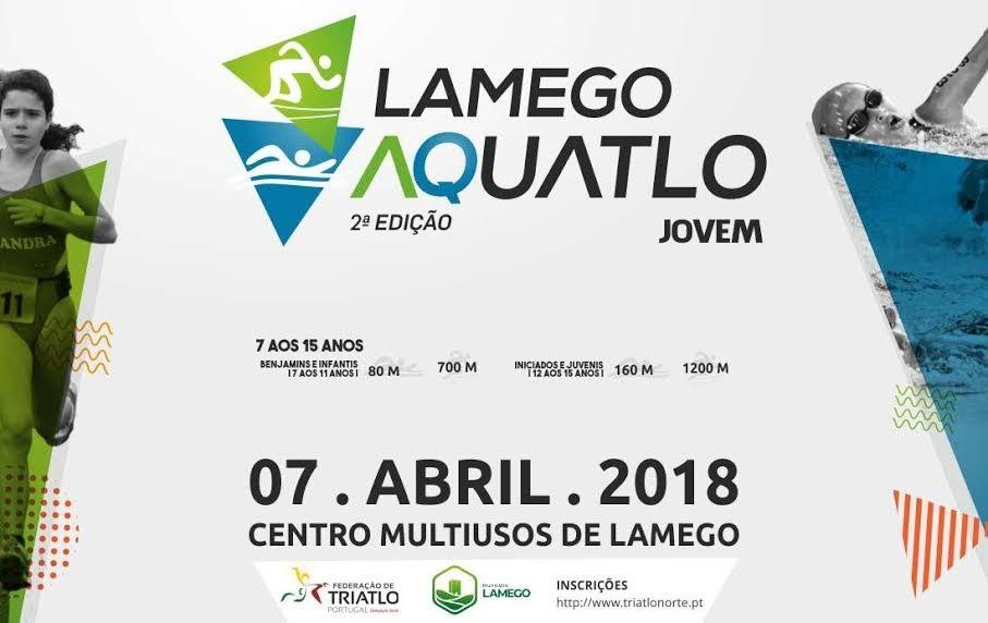 Lamego Aquatlo Jovem - 2ª Ed / Lamego Duatlo Cross - 4ª Ed - 2018