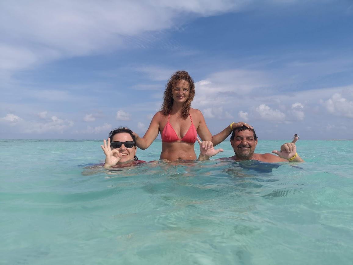 mochileando por Maldivas