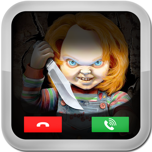 Killer Chucky faux appel blague