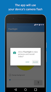 Flashlight- screenshot thumbnail
