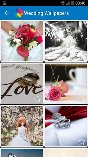 結婚式の壁紙
