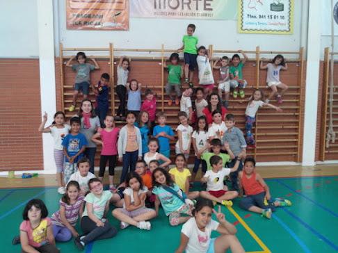 Fiesta Fin de curso 2014/2015