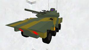 16式機動戦闘車(MCV)改