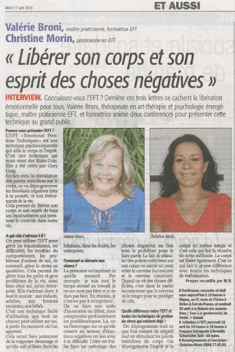 Article trace Tv Martinique