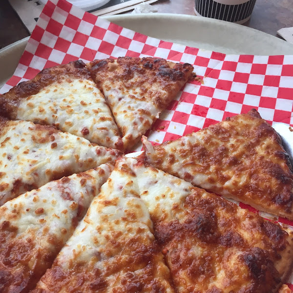 Photo from Godfather's Pizza