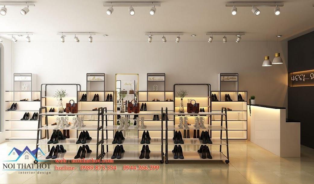 thiết kế shop giày dép túi xách heef 4