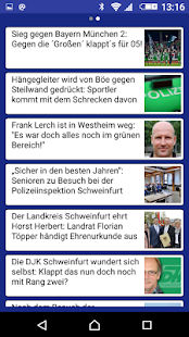 inUNDumSW.de Schweinfurt News- screenshot thumbnail