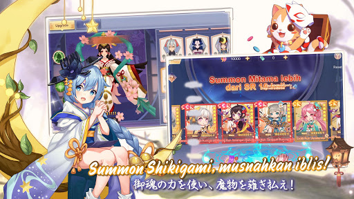 Scroll of Onmyoji: Sakura & Sword 19.1.6 screenshots 5