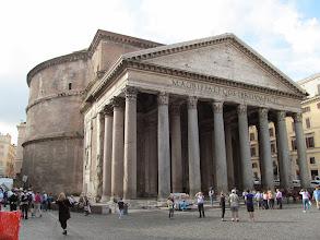 Photo: Il Pantheon