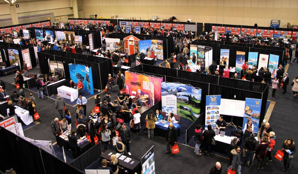 Vancouver International Travel Expo – Vancouver, Canada September 28-29, 2019
