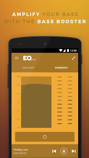 EQ PRO Music Player Equalizer  screenshots 2
