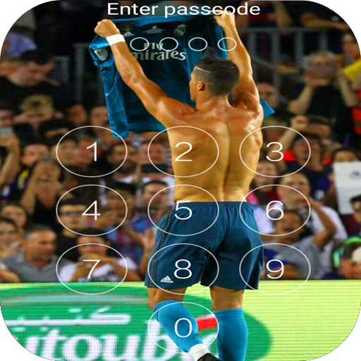 Passcode for Real madrid wallpapers HD
