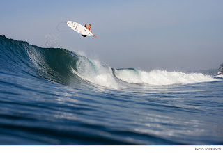 Photo: Kolohe Andino, Bali. Photo: Lowe-White  #Surfer  #SurferPhotos