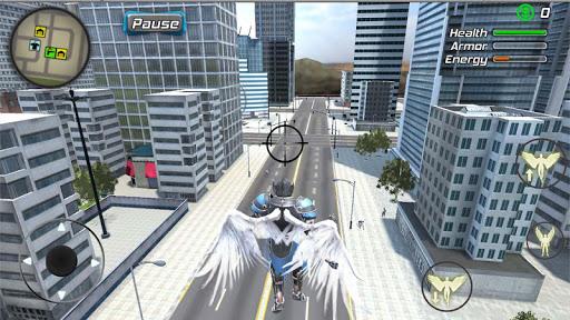 Crime Angel Superhero - Vegas Air Strike 1.0.8 screenshots 17