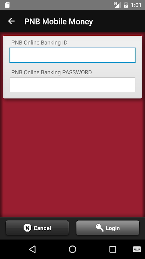 how to add beneficiary in pnb mobile banking