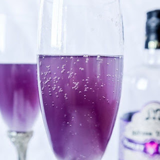 The Lilac Violet Wedding Cocktail Recipe