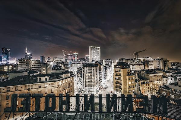 Milano Skyline di maurizio_varisco