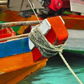 ikatan (ancol 2) by Ahmad Yahya - Transportation Boats ( ancol, jakarta )