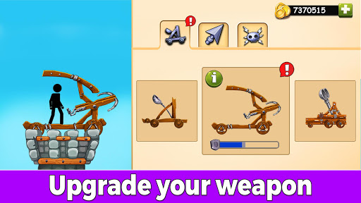 The Catapult 2 u2014 Grow your castle tower defense 3.1.0 screenshots 7
