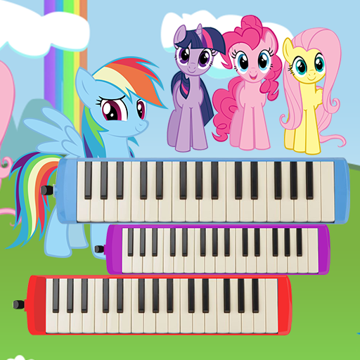 Real Pianika - Little Pony