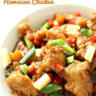 Baked Hawaiian Chicken