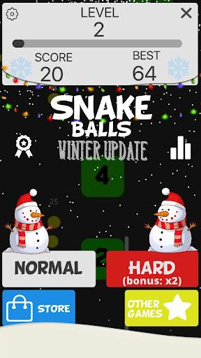 Snake Balls: Level Booster XP  screenshots 2