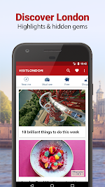 Visit London Official City Guide Apk Download Free for PC, smart TV
