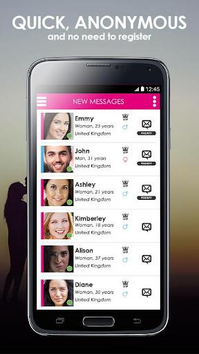 DRAGUE.NET : free dating, chat and flirt 2.4 screenshots 5