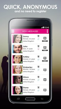 DRAGUE.NET : free dating, chat and flirt