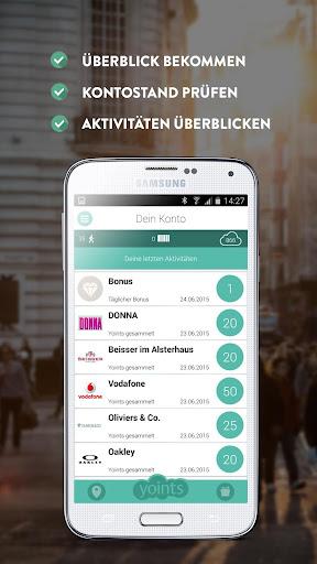 Yoints - Die Bonus App|玩購物App免費|玩APPs