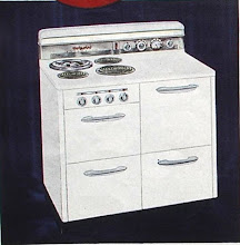 Photo: The 1947 Hotpoint electric range
