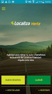Localiza Hertz - náhled
