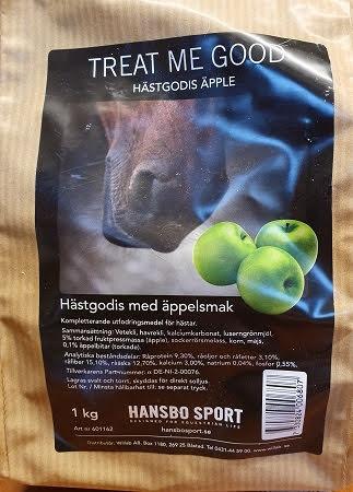 Hansbo Treat me good Äpple 1 Kg