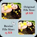 Photo resize app in kb - Resize Photo in Kb icon
