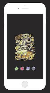 KAMIJARA Sticker Icon Pack (MOD, Paid) v3.5 5