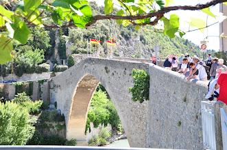 Photo: magnifique pont Roman