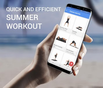 Summer Workouts at Home PRO v3.0.9 [Paid] APK 1