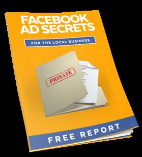 Facebook Ad Secrets eCover