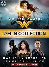 Wonder Woman & Batman v Superman: Dawn of Justice - Ultimate Edition - 2-Film Collection