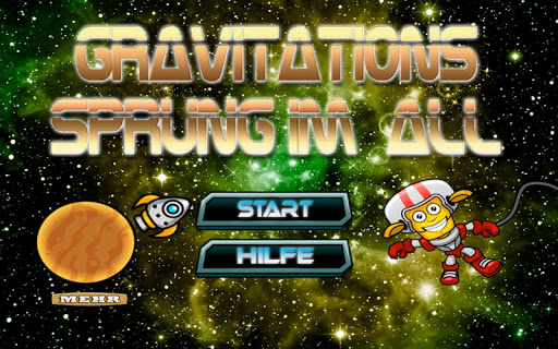 Gravitations Sprung Gratis